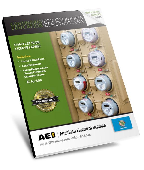 oklahoma electricians - correspondence course - american electrical