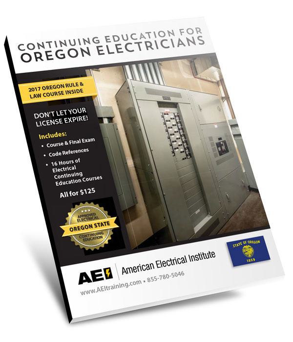 Oregon Home Study Courses - American Electrical Institute